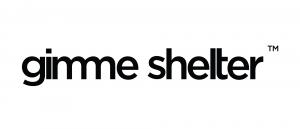 Logotyp för gimme shelter