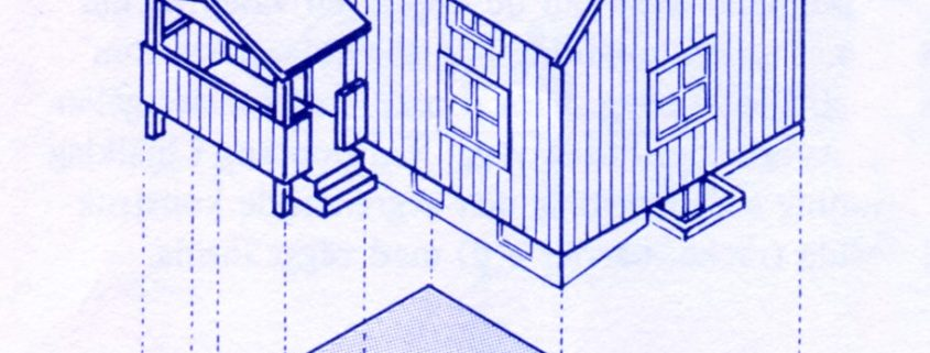 Byggnadsarea - Attefallshus